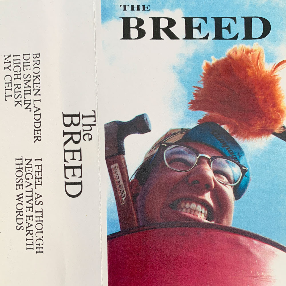 The Breed Cover